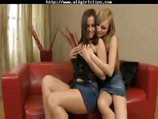 Picture Monika Amp Bianka Lesbian Girl On Girl Lesbi...