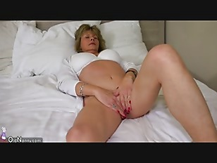 OldNanny sexy mature and her d