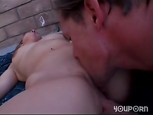An Old Cock For Young Slut
