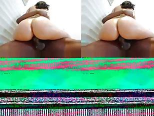 Big tit bubble butt interracia