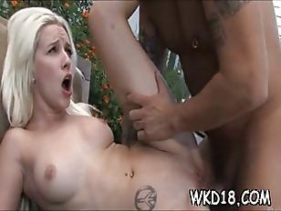 Jizz on face after sex