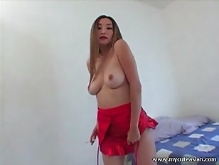 Cute Asian is a cock sucking m