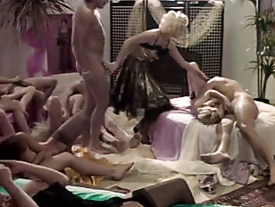 Orgy pary