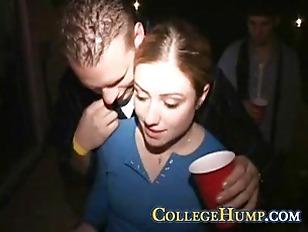 Drunk College Party Girls