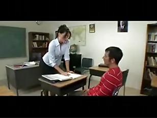 A Teachers Wet Tutoring Sessio