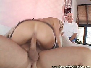 Picture Fucking Wild Blonde Wife