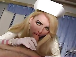 Picture Taylor Wane Nurse Handjob