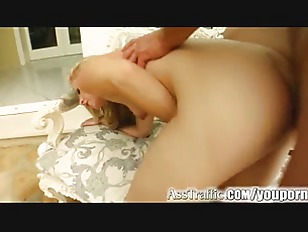 Picture Ass Traffic Getting Her Ass And Throat Fucke...