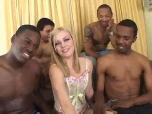 Black Attack Gangbang   Mary A