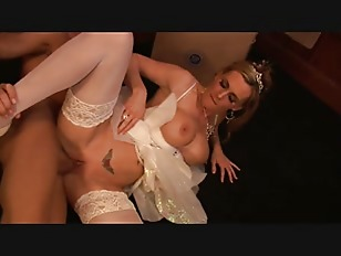 Tanya Tate celebrate having th