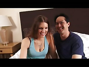 Amateur fucked by asian guy