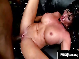 Seductive MILF with huge boobs