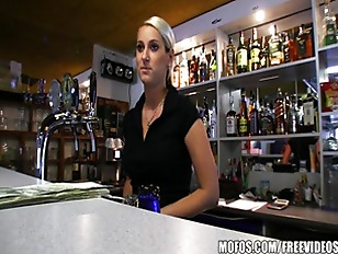 Picture Incredibly HOT Czech Blonde Is Paid To Take A Sex...