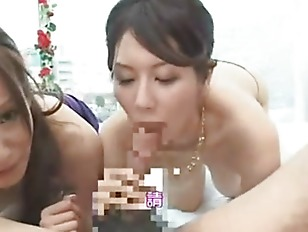 Japanese dude gets hot girls t