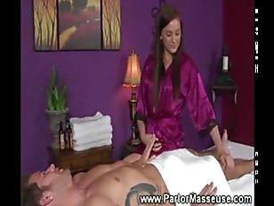 Sexy masseur loves pleasing ha