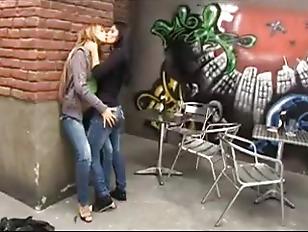Lucy And Nikita Lesbian Scene