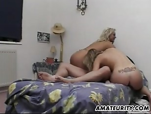 Picture 2 Hot Amateur 20y-Girls In A Hardcore Threes...