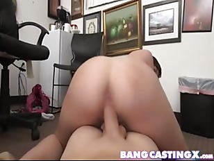 Picture Bang Casting With Sweetheart Delilah Blue Pu...