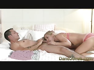 Picture DaneJones Sexy Little Blonde Fucks Passionately W...