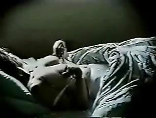 Mom masturbates on hidden cam