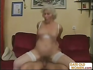 Picture Scottish Old Granny Gets Fucked