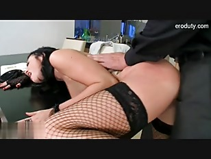 Picture Office Sex Games With A Gorgeous Slut