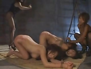 Picture Mistresses Play With Horny Slave Girls