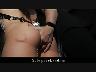 Candid slave girl fully contro