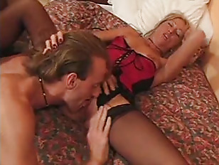 Picture Horny Blonde Milf