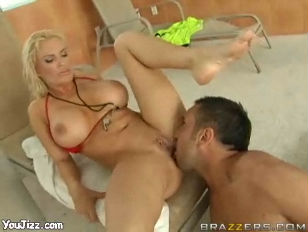 Picture Sexy Diamond Foxxx Fux At The Pool