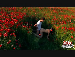 Picture Couple Fuck In Flowers