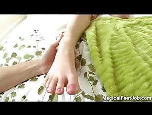 Allies Cute Little Feet