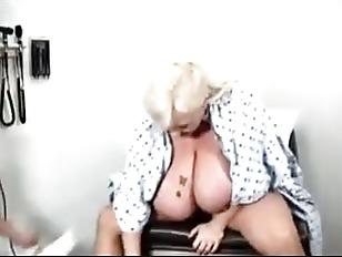 Big Titty Blonde BBWs Doctor E