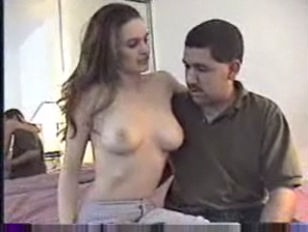 Amateur wife fucking while hus