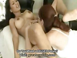 A special massage for Jessica