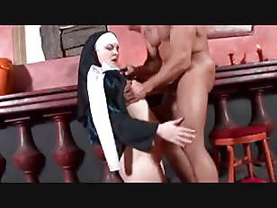 Picture Nun Vs Cock