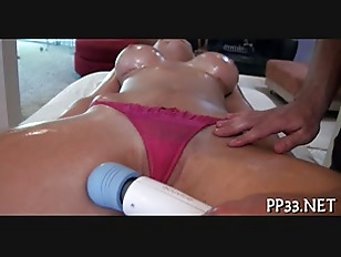 Delightful massage and fucking