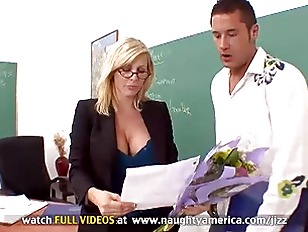 Teacher Holly Sampson fucking