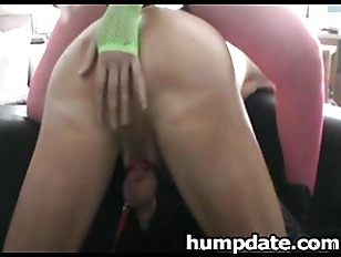 Picture Toying Husbands Ass