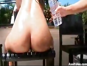 Two fine ass babes Abella and