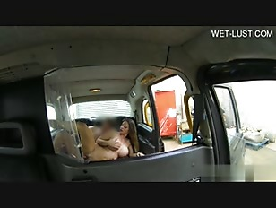 Picture Horny Housewife In The Fake Taxi