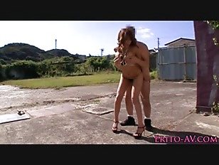 Picture Japanese Bikini Beauty Pussyfucked Outdoors