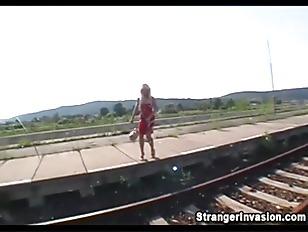 Picture Run A Train On Victoria