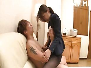 Picture The Hot Secretary
