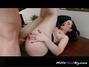 Picture Moms Boss Is A Hot Slut P3
