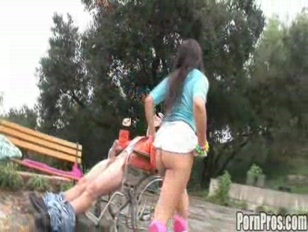 Picture Pepper Finds And Old Handicapped Cock To Suck