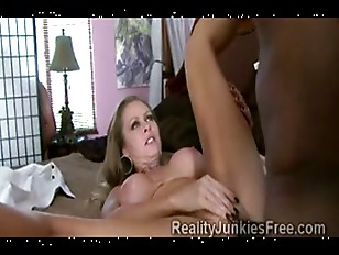 Horny MILF slut receives hard