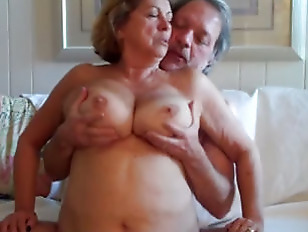 Granny tits and Ass