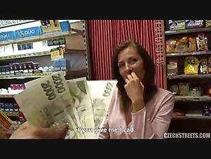 fuck in Convenience store
