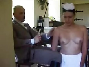 Picture Way Of A Man With The Maid